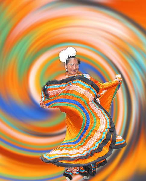 Carnaval tropical de paris / danse antillaise